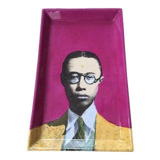 Last Emperor of China Desk Tray