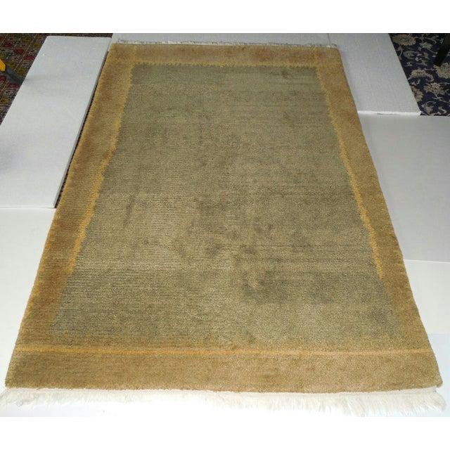 Early Odegard Tibetan Rug 4 1 215 5 10 Chairish