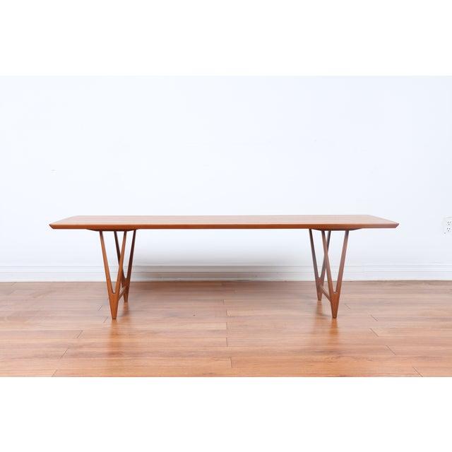 Kai Kristiansen Style Coffee Table - Image 9 of 9