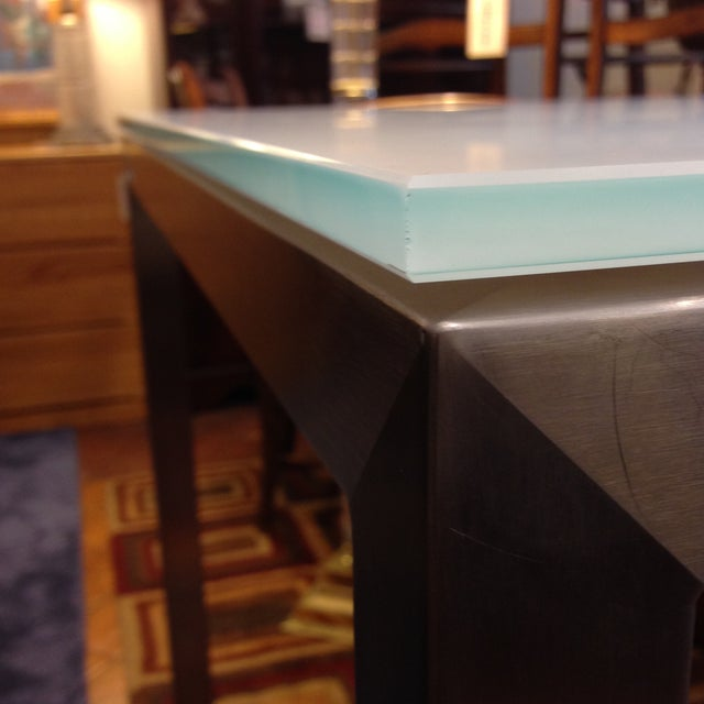 Room & Board Portica Counter Table - Image 2 of 9