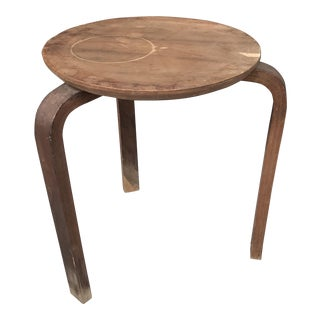 Thonet Small Side Occasional Drink Table