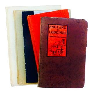 Vintage English Books - Set of 5