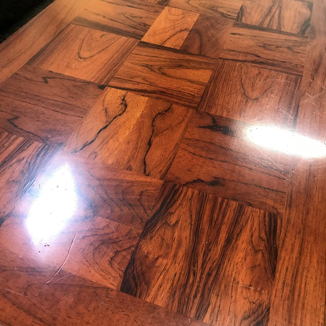 Heggen norwegian rosewood coffee table chairish for 0co om cca 9 source table