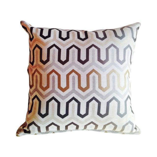 Mod Deco Pillows - Pair - Image 1 of 5