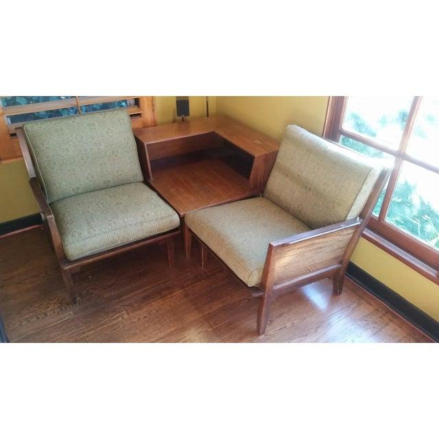 Drexel Mid-Century Seating Unit - Image 2 of 11