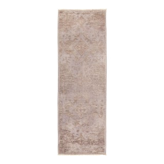 """Vibrance Hand Knotted Runner Rug - 2' 7"""" X 8' 3"""""""