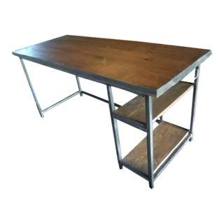 Industrial Style Vintage Desk