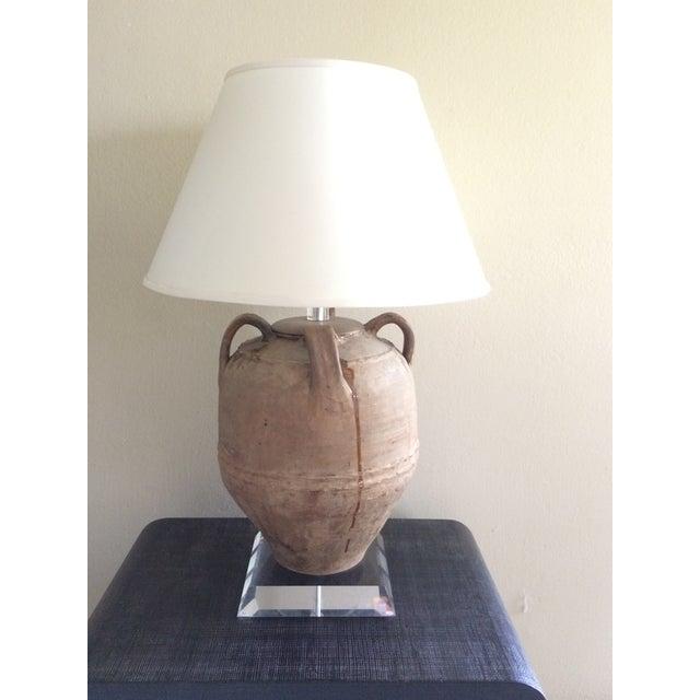 Richard Lindley Olive Jar Lamp - Image 5 of 11