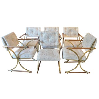 Cleo Baldon Director's Chairs - Set of 6