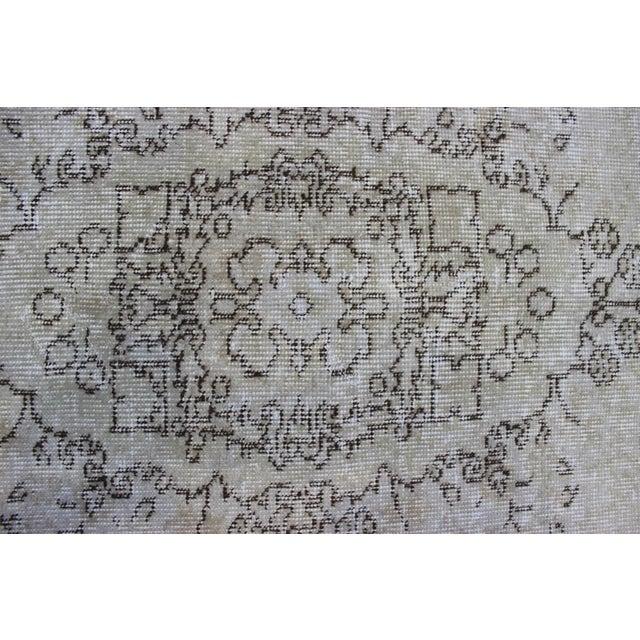 Oriental Overdyed Turkish Rug - 6′1″ × 9′8″ - Image 5 of 9