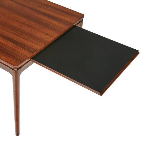 1960s Anton Kildebergs Møbelfabrik Danish Rosewood Coffee Table   Image 3  Of 9