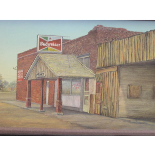 Dyckie Wallace Original Painting, 1950's - Image 4 of 4
