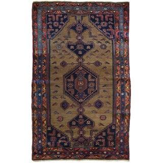 Vintage Kurdish Rug