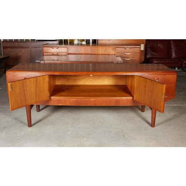 Danish Modern Teak Sideboard - Image 2 of 7