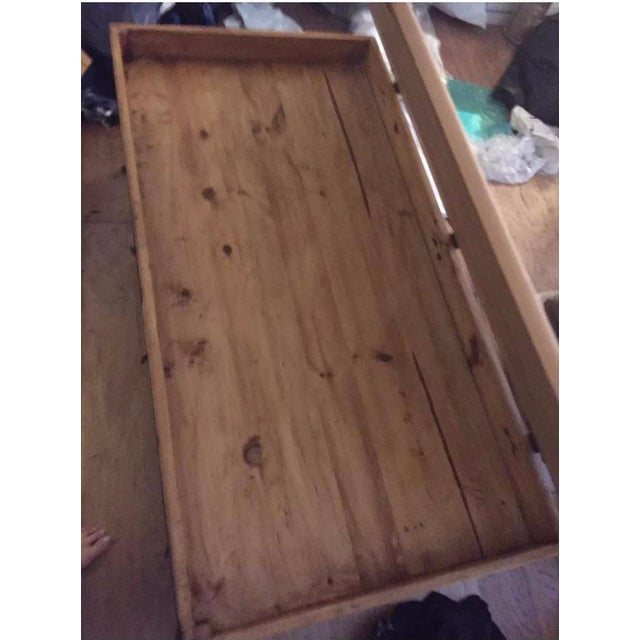 Wooden Apothecary Coffee Table - Image 4 of 9