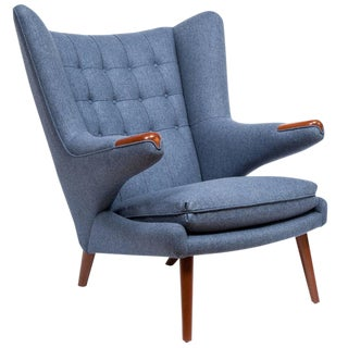 Pavel Wingback Armchair