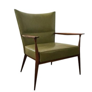 "Rare Paul McCobb ""Pull-Up"" Armchair Model #1328"