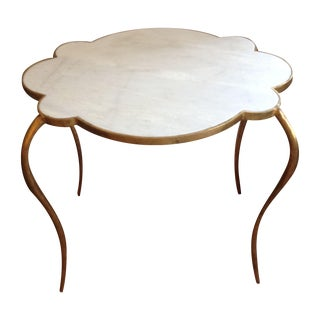Flora Marble Side Table