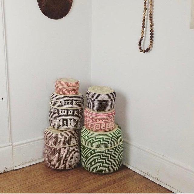 Oaxacan Palm Basket - Image 5 of 5
