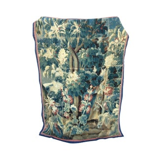 19th C. French Verdure Tapestry
