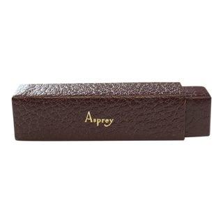 Asprey Dice Cube Set