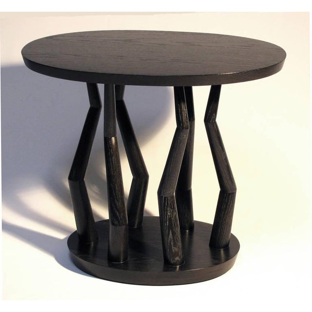 Cerused Oak Table by Marbello - Image 2 of 7
