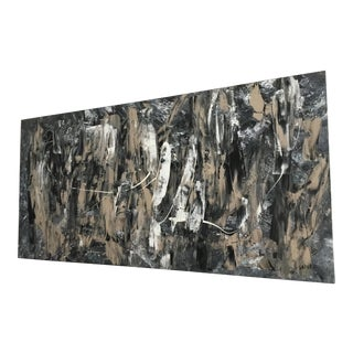 City Place Abstract Painting by Saluto