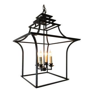 E.F. Chapman for Visual Comfort Brighton Pagoda Lantern Pendant