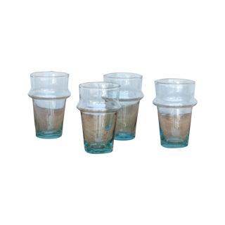 Moroccan Tea Glasses - Set of 4