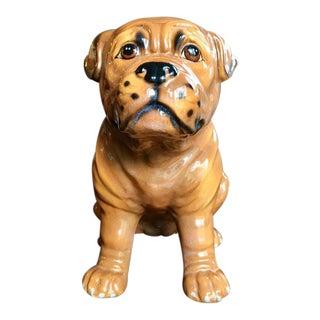Italian Porcelain Pug