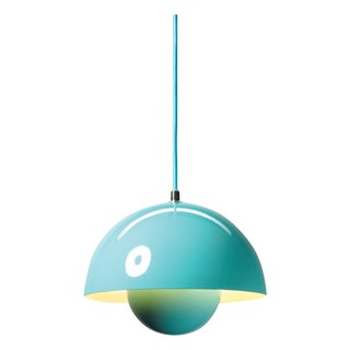 Blue Verpan Vp1 FlowerPot Lamp Light - Retail $380