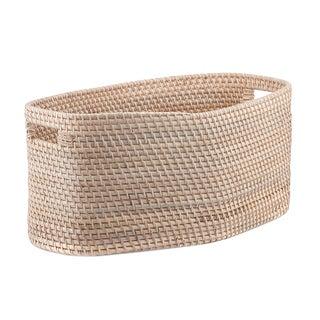 Mahogany Bottomed Basket