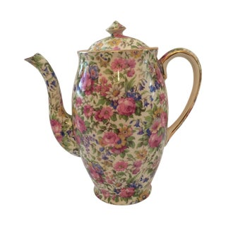 Royal Winton Summertime Perth Shape Coffee Pot