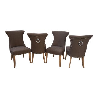 "Palecek ""Naples"" Dining Chairs - Set of 4"