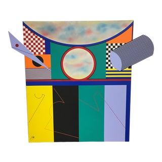 Aaron Brand Original Abstract Painting