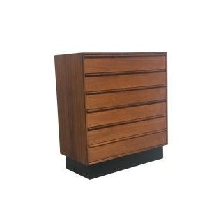 Mid Century Modern 6 Drawer Dresser