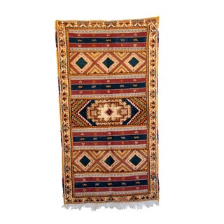 "Glaoui Vintage Moroccan Rug - 3'5"" x 6'5"""