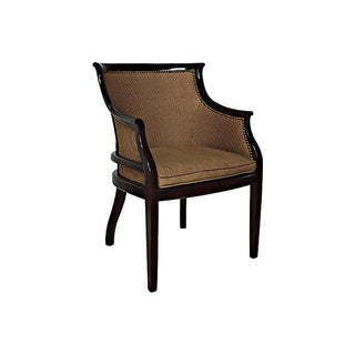 Hickory Chair Co. Cherry Wood Chair