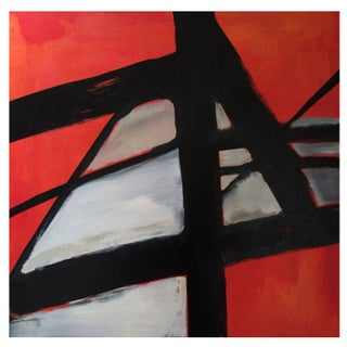 Suspension II: Contemporary Abstract Painting