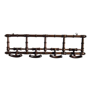 Antique English Coat Rack