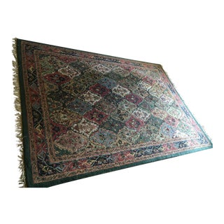 Bakhiyar Indian Pattern Rug - 8′2″ × 10′10″