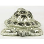 Image of Lifesize Tortoise Sculpture Clad in Tessellated Mirror