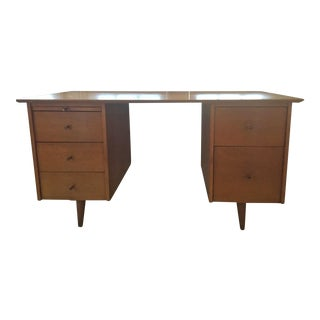 Paul McCobb for Planner Group Mid-Century Desk & Chair