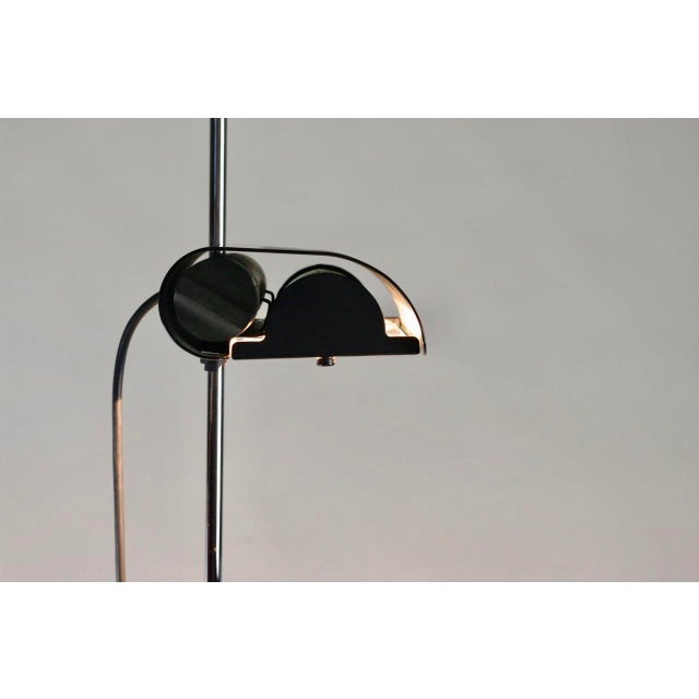 Joe Colombo for Oluce Model 626 Floor Lamp - Image 3 of 10