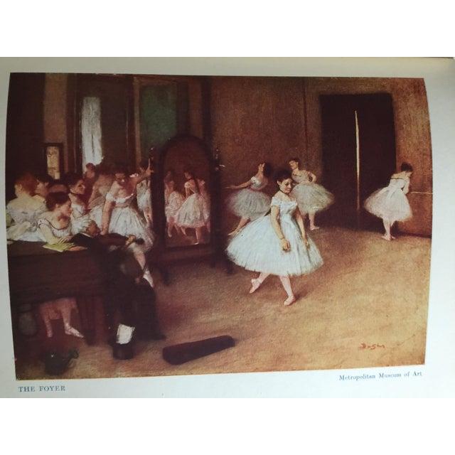 Image of Degas by Ambrose Vollard 1937 Hardcover