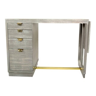 Mahogany Desk after Edward Wormley