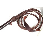 Image of Leather Bull Whip