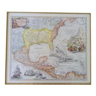 'Nova Hispania' Map
