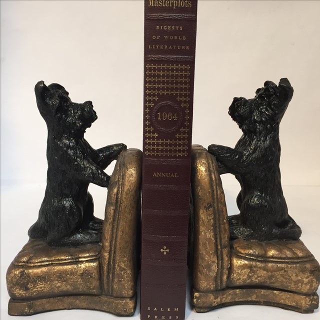 Scotty Dog Bookends - 2 - Image 3 of 8