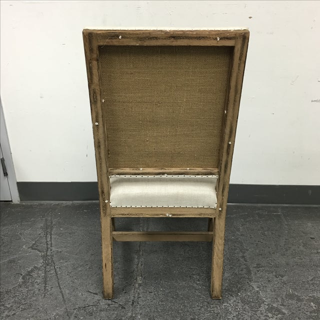 Restoration Hardware Deconstructed Chair - Image 5 of 8
